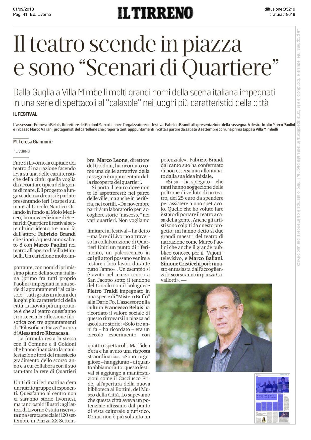 20180901_Il Tirreno