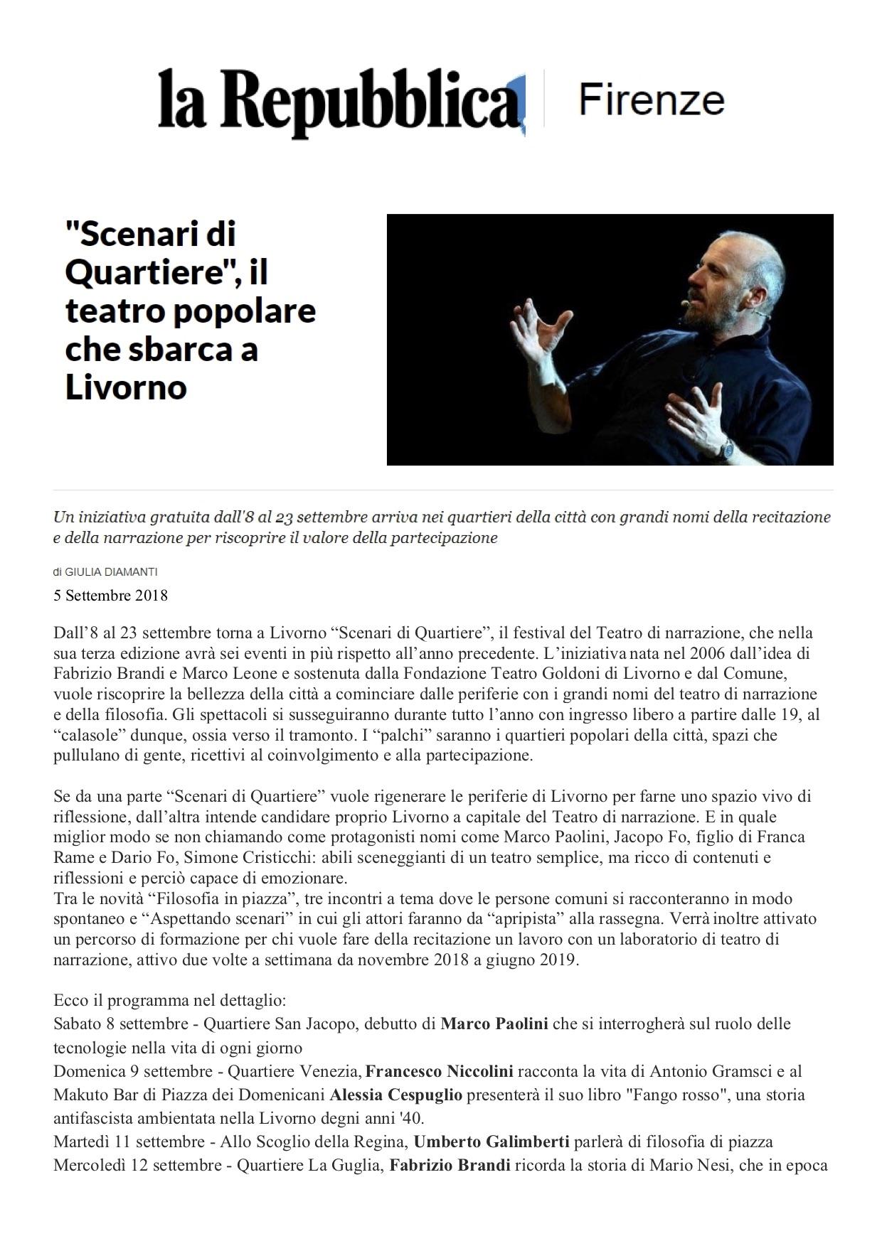 20180905 Repubblica Firenze