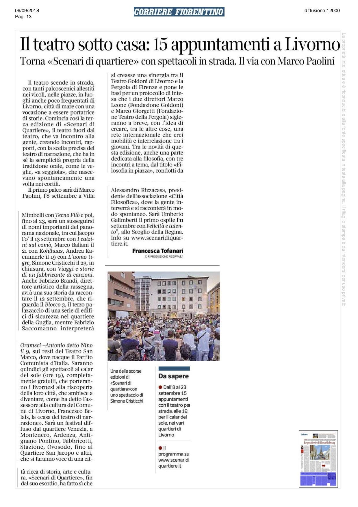 20180906_Corriere Fiorentino