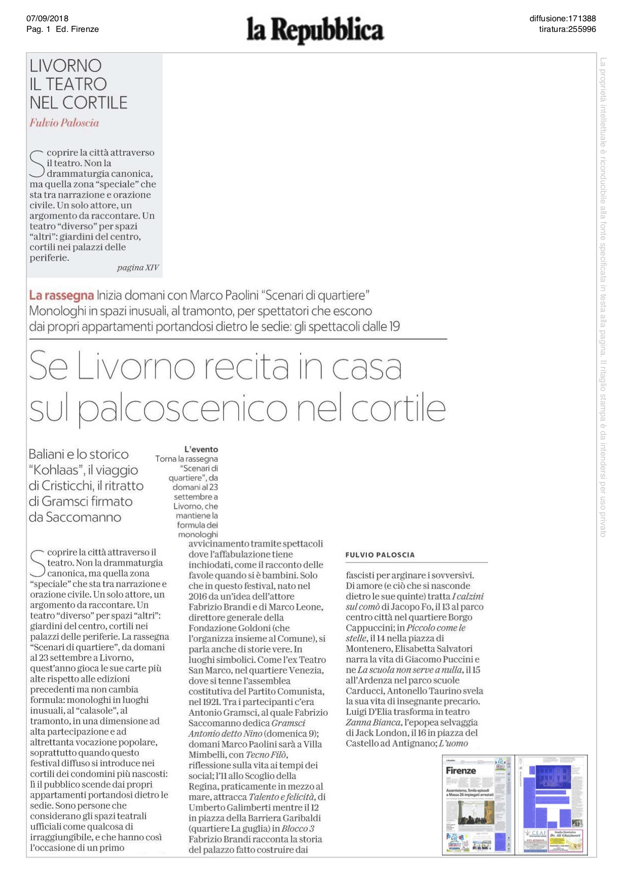 20180907_La Repubblica Firenze